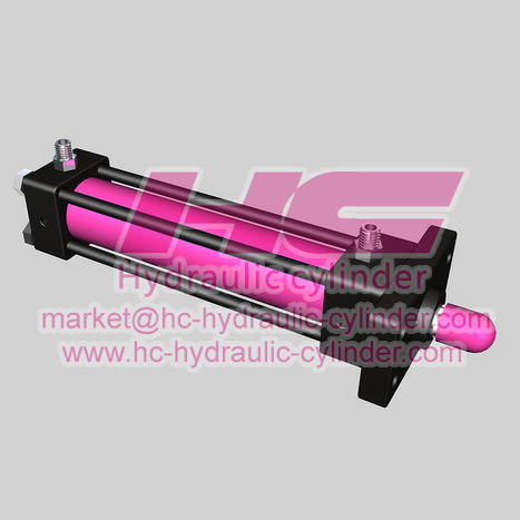 Light hydraulic cylinder SO series-11