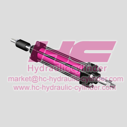 Light hydraulic cylinder SO series-2
