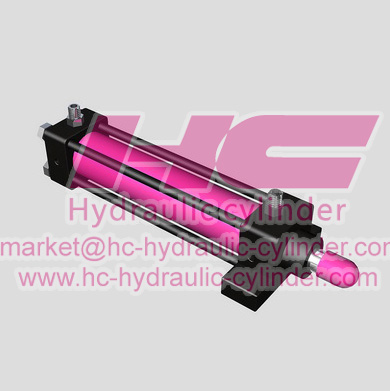 Light hydraulic cylinder SO series-3