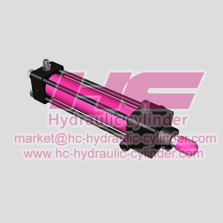Light hydraulic cylinder SO series-4