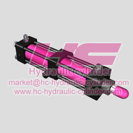 Light hydraulic cylinder SO series-5